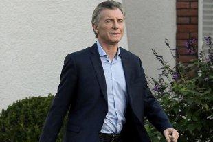 Macri comienza la semana con reunión de Gabinete en Casa Rosada -  -
