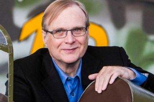 Murió Paull Allen, cofundador de Microsoft