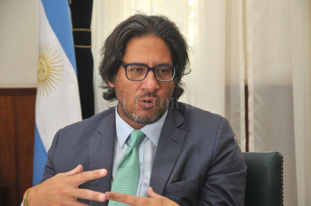 Germán Garavano, ministro de Justicia de la Nación. Crédito: Archivo