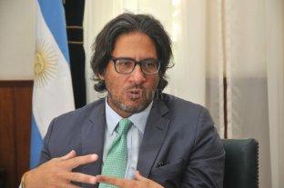 """La Coalición Cívica confirmó que pedirán el juicio político a Garavano """"en el transcurso del día"""" - Germán Garavano, ministro de Justicia de la Nación. -"""