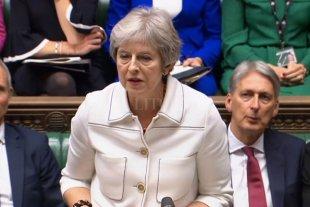 """May se reunió con su gabinete para tratar de salvar acuerdo del """"Brexit"""""""