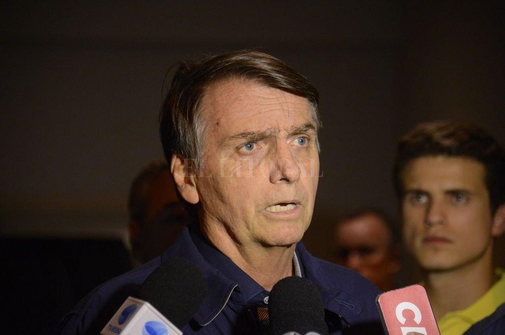 Haddad critica a Bolsonaro por no presentarse a un debate televisivo