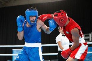 Boxeo: el entrerriano Arregui se aseguró la medalla de plata e irá por la de oro