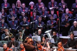 Lo mejor de Ariel Ramírez - En los próximos meses, el coro tiene previsto realizar presentaciones en Esperanza y en Villa Carlos Paz. -
