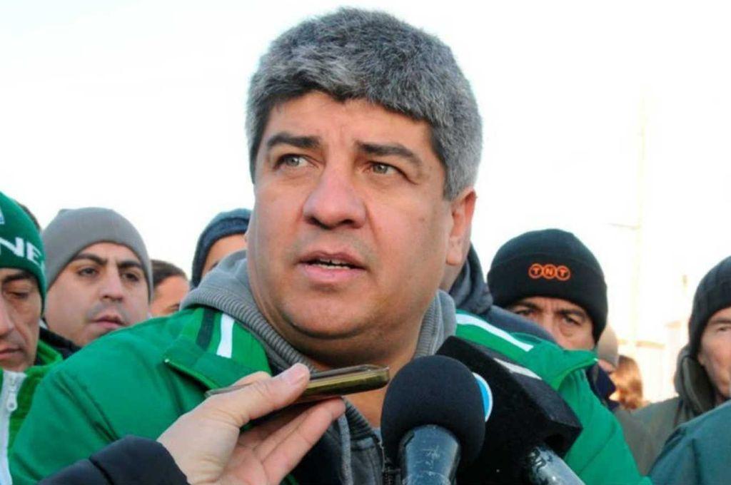 El juez rechazó el pedido para detener a Pablo Moyano