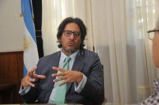 Carrió formalizó el pedido de juicio político contra Garavano -  -