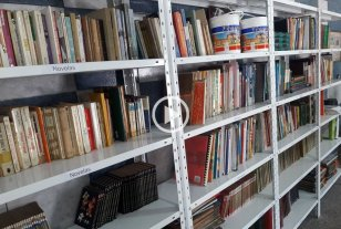 Vecinal Mosconi: Se inauguró la séptima biblioteca popular