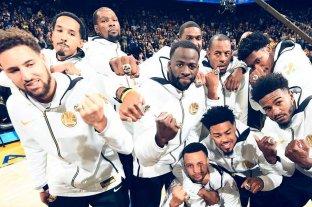 Warriors se impusieron sobre los Thunders y afianzan su favoritismo