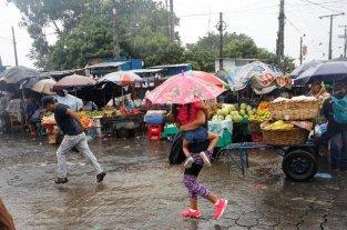 Nicaragua: las lluvias dejaron un muerto y dos desaparecidos