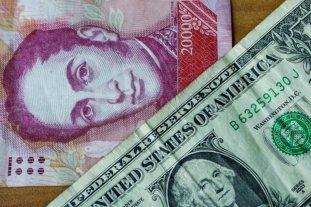 Venezuela: sustituyen el dólar por el euro y el yuan como divisa de referencia