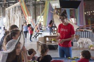 Residencias Culturales 2019 - Los espacios que conforman el Tríptico de la Imaginación, junto a El Alero y Sapukay, son proyectos pedagógicos que incorporan un sistema de aprendizaje desde los múltiples lenguajes. -
