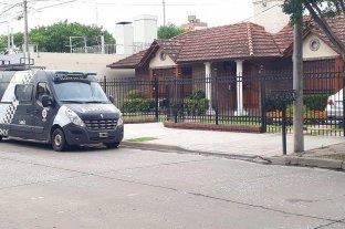 La banda de los $ 1000 millones: 14 detenidos por estafas inmobiliarias - Vivienda donde se realizó uno de los operativos.