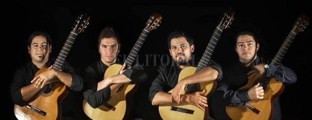 Con arreglos originales, Dedo Negro interpreta obras de grandes exponentes de la música argentina. <strong>Foto:</strong> Gentileza producción