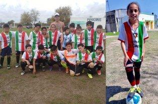 Liga Regional Paivense: Dónde niños y niñas juegan juntos -  -