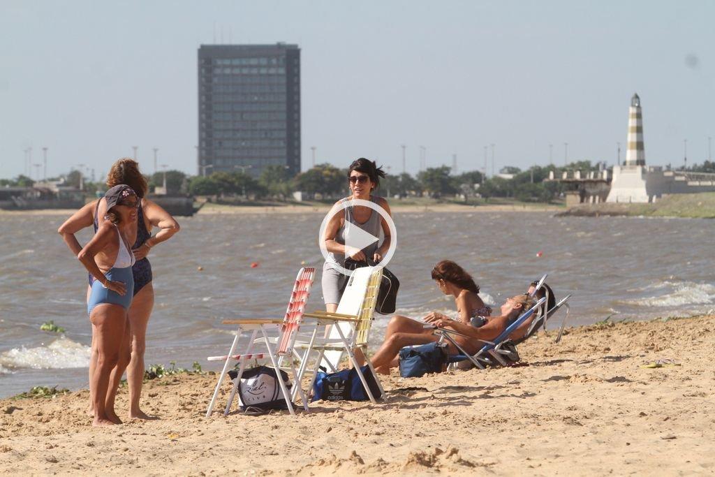 Guardavidas piden extender la temporada de playas