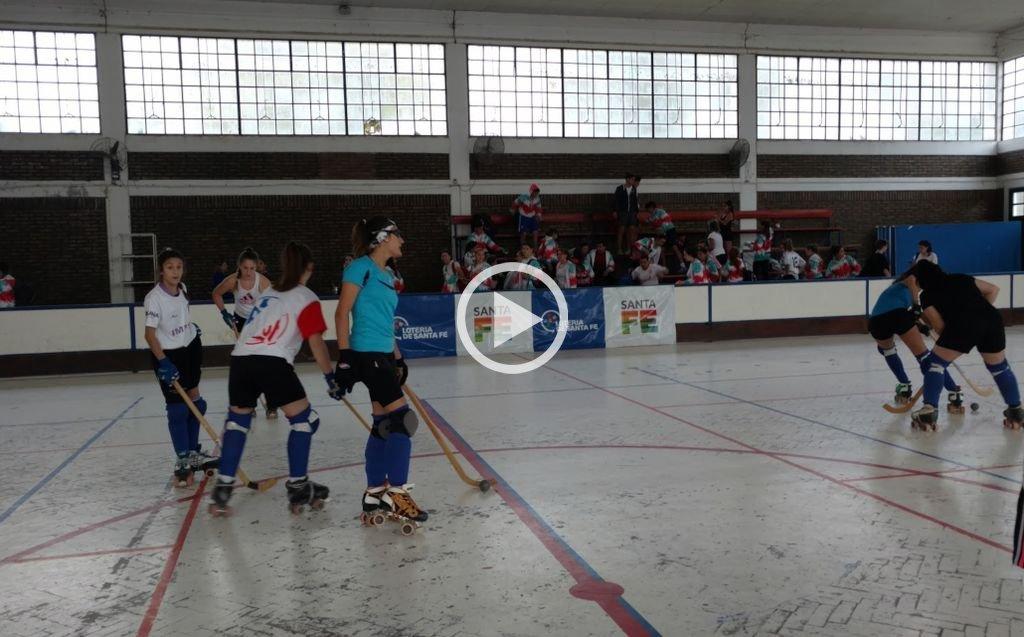 Comenzó el campeonato argentino de hockey sobre patines