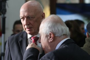 Lifschitz y Bonfatti en Villa Carlos Paz  - El gobernador y su antecesor confirmaron la participación este sábado en el encuentro convocado por el Cemupro.  -