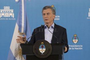 Macri se reúne con funcionarios de Desarrollo Social -  -