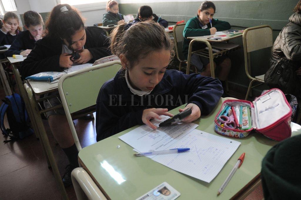 El plan para mejorar el aprendizaje de matemática se aplicará desde 2019