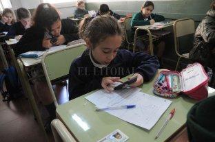 El plan para mejorar el aprendizaje de matemática se aplicará desde 2019 -  -