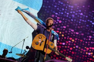 Coldplay lanza un documental y un disco con los conciertos en Argentina y Brasil