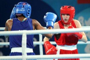 La última medalla: Victoria Saputo se quedó con la de bronce en boxeo -  -