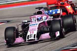 """""""Checo"""" Pérez mantiene su butaca para 2019 en el equipo Racing Point Force India"""