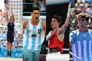 Buenos Aires 2018: cuatro santafesinos lograron medallas  -  -