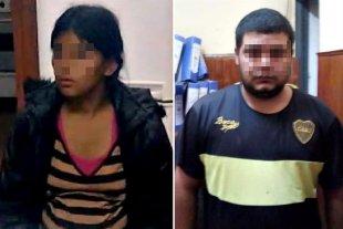 """Confesaron el crimen los tíos de Sheila Ayala: """"Nos drogamos y no sabemos qué pasó"""" -"""