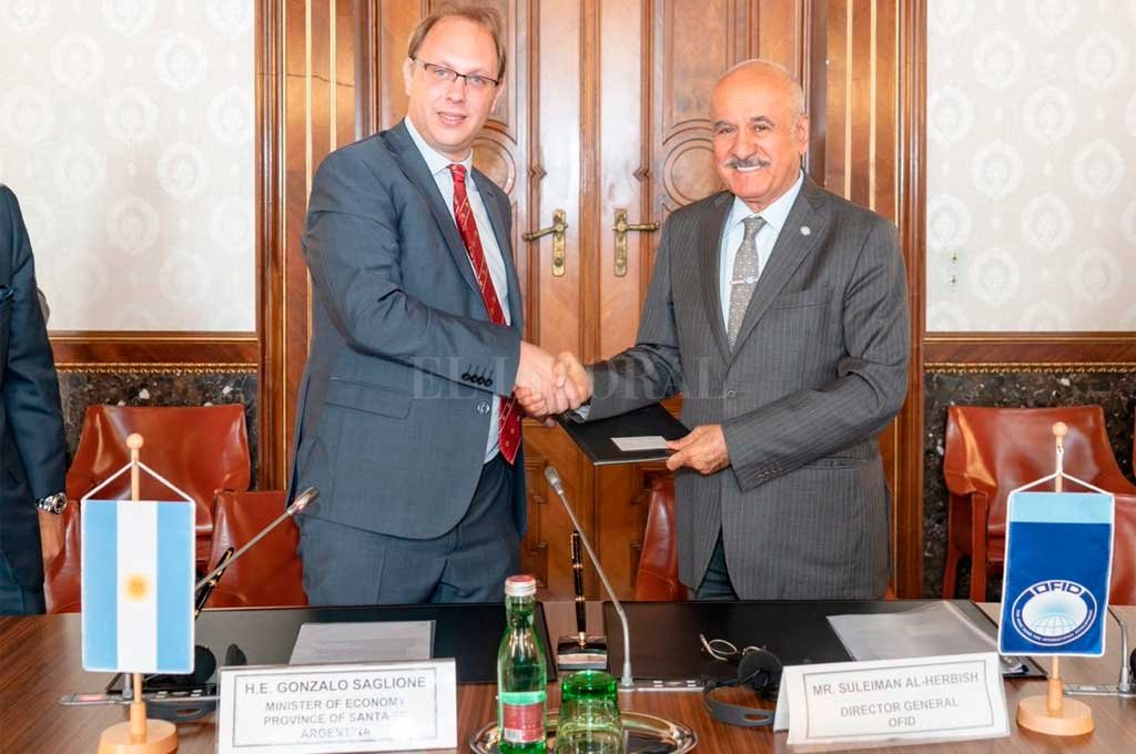 Acueductos: acuerdo para préstamo de 50 millones de dólares de OPEP