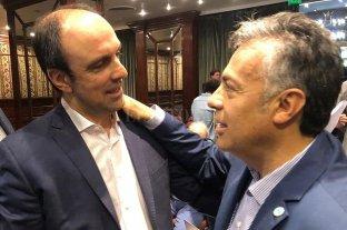 """José Corral: """"Los radicales aportamos nuestro compromiso con el país"""""""