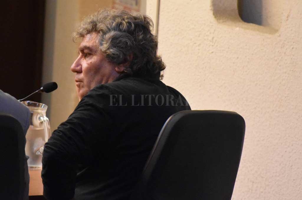 """El presunto cabecilla negó los hechos y  acusó de """"corrupto"""" al registro provincial"""