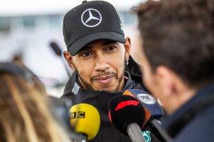 Hamilton va por la marca de Fangio