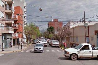 Audaz robo en barrio Constituyentes - La zona donde se produjo el hecho  -