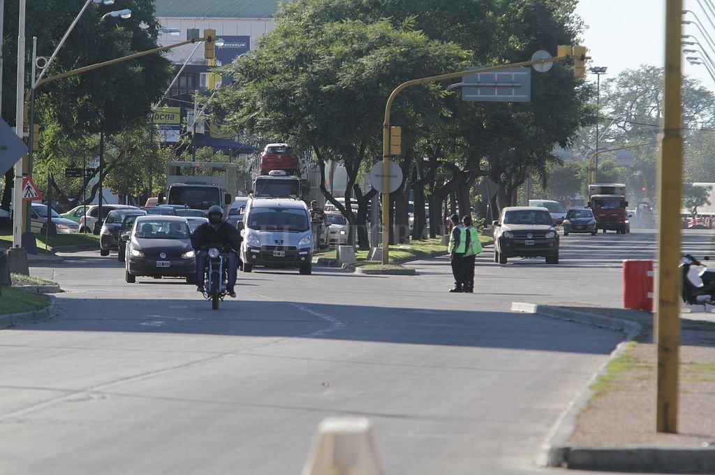 El lunes se habilita la conexión de avenida Alem y calle Vélez Sarsfield