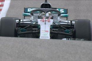 Lewis Hamilton consiguió la pole y se asoma a su quinta corona -  -