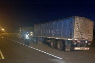 Detuvieron a un camionero borracho en el norte provincial