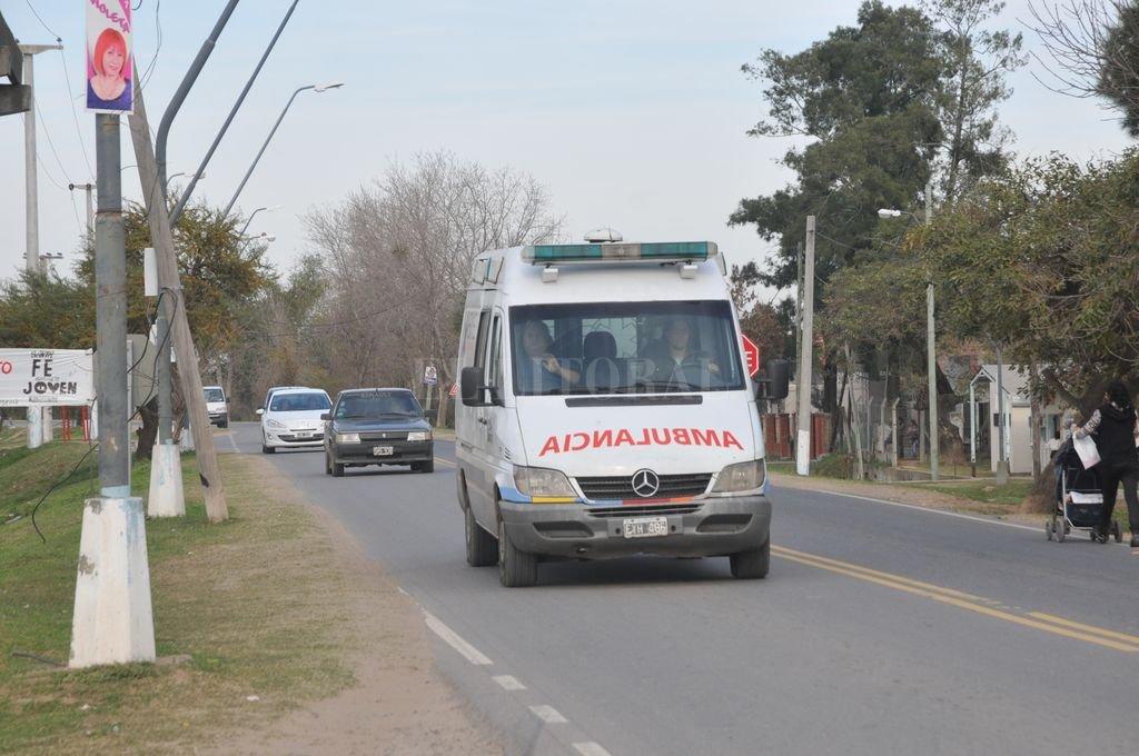 Alto Verde: Policías colaboraron en un parto en la vía pública