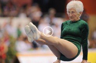 Johanna Quaas, la atleta de 91 años que es viral - Johanna Quaas es sin dudas maravillosa, y lo ha sabido demostrar de manera mundial.  -