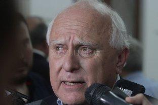 """Lifschitz: """"No es bueno que la Iglesia tome partido de coyunturas políticas"""" -"""