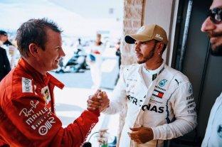 Fórmula 1: Raikkonen ganó y Hamilton tendrá que esperar para gritar campeón -  -