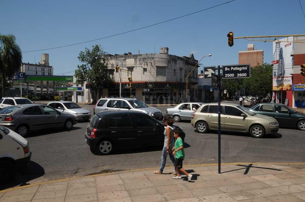 La zona donde se produjo el hecho  <strong>Foto:</strong> Archivo El Litoral