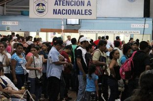 Nicaragua: 30.000 personas huyeron a Costa Rica por la crisis
