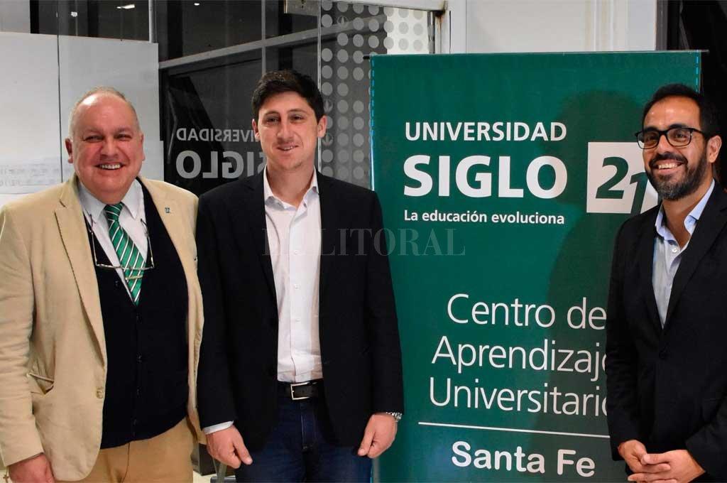 Universidad Siglo 21 continúa con sus Inscripciones Abiertas