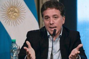 Dujovne anunciará una baja del déficit fiscal en conferencia  - Nicolás Dujovne, ministro de Hacienda de la Nación. -