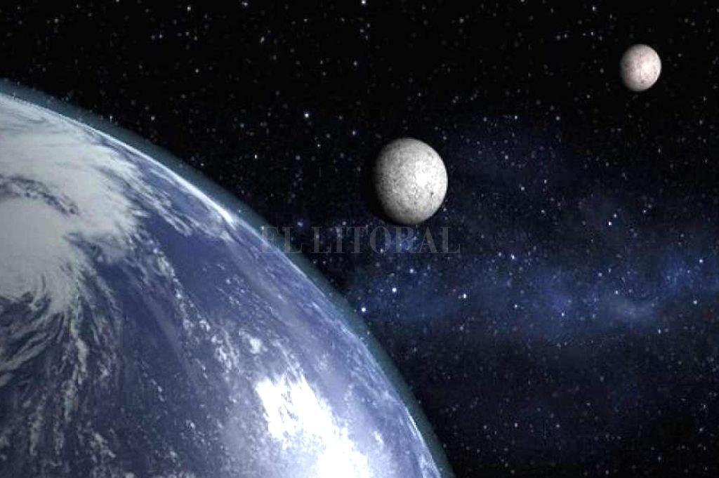 En el 2020, el cielo nocturno de China podría tener dos lunas