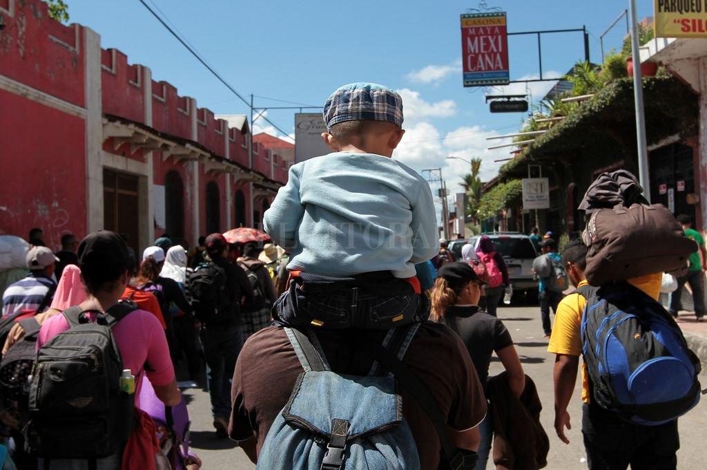 Trump anunció recortes en la ayuda a Guatemala, Honduras y El Salvador por la caravana de migrantes