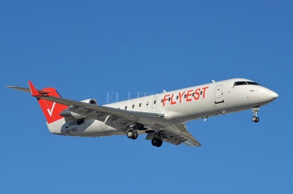 Se suma una nueva línea aérea para la ruta Santa Fe - Buenos Aires -  -