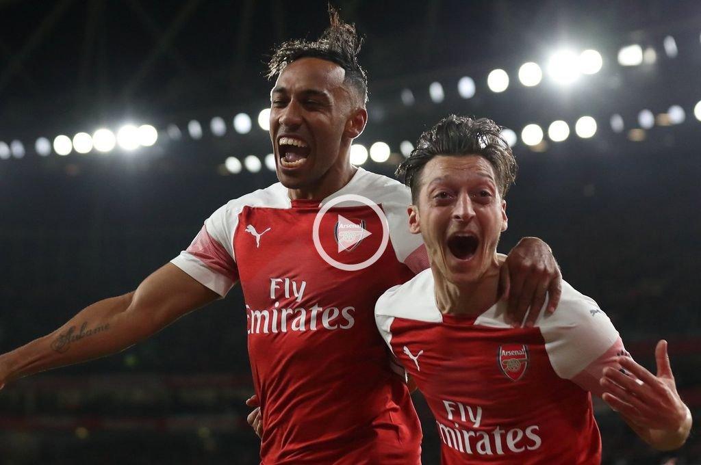 Mirá el fantástico gol que el Arsenal le convirtió a Leicester