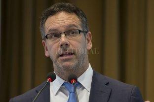 El presidente del BCRA vaticinó que la inflación de octubre será alta pero bajará en noviembre y diciembre - Guido Sandleris. -
